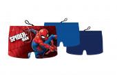 Calção Banho Boxer Spiderman Marvel Sortido
