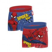 Calção Banho Boxer Spiderman Sortido