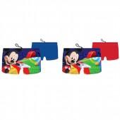 Calção /boxer Banho Mickey Mouse - sortido