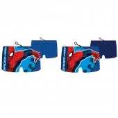 Calção /boxer banho Spiderman Marvel - sortido