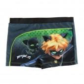 Calção de banho boxer Cat Noir - Ladybug