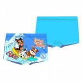 Calção de banho boxer da Patrulha Pata Catch the Waves