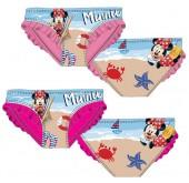 Calção de banho com folhinhos de Minnie - Sortido