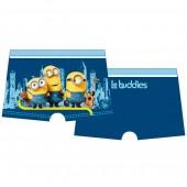 Calções Banho Minions Les Buddies 6 Und