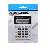 Calculadora pequena com pilha