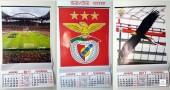 Calendario de Parede Benfica