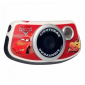 Câmera Fotográfica Digital 1,3MP Cars