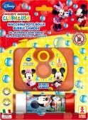 Câmera Mickey e Minnie + Bolas de Sabão