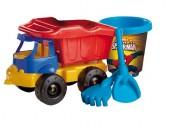 Camião + Acessórios praia Spiderman