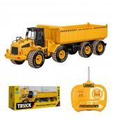 Camião Contrução R/C Carregador 74 cm