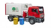 Camião lixo Man TGS Bruder