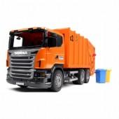 Camião Lixo Scania Bruder