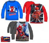 Camisola Algodão Spiderman Sortido