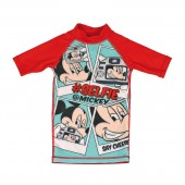 Camisola Bodyboard Mickey (pack 5)