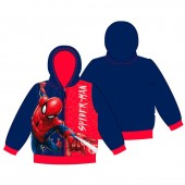 Camisola c/ capuz Spiderman