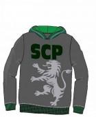 Camisola Capuz Sporting SCP
