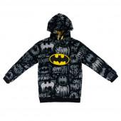 Camisola com capuz Batman