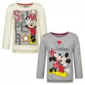 Camisola decote redondo Minnie Disney sortido