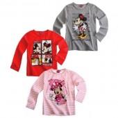 Camisola manga comprida Disney Minnie sortido