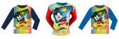 Camisola Manga Comprida Mickey Disney Sortido