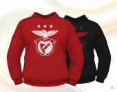 Camisola Sweat c/Capuz Benfica