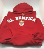 Camisola Sweat c/Capuz SLB Benfica