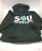 Camisola Sweat c/Capuz Sou Sporting
