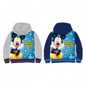 Camisola Sweatshirt c/ capuz Mickey sortido