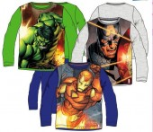 Camisola Sweatshirt dos Avengers - sortido