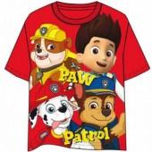Camisola T-Shirt Patrulha Pata Vermelha