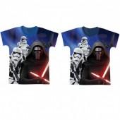 Camisola T-Shirt Star Wars Kylo Ren sortido
