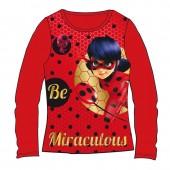 Camisola Vermelha Ladybug - Be Miraculous