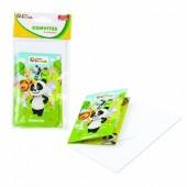Canal Panda Convites (8 und.)