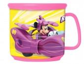 Caneca 350 ml de Minnie Racing