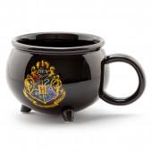Caneca 3D Caldeirão Harry Potter