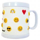 Caneca 3D dos Emoji