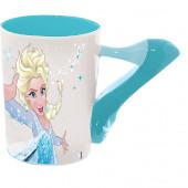 Caneca 3D Elsa Frozen Sapato