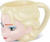 Caneca 3D Elsa Frozen