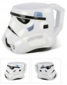 Caneca 3D plástico Tropper Star Wars