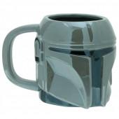 Caneca 3D Star Wars The Mandalorian