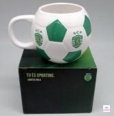 Caneca Bola Sporting CP