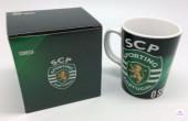 Caneca c/ Caixa SCP Sporting