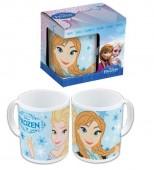 Caneca cerâmica 360ml Frozen Disney