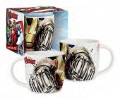 Caneca Cerâmica Avengers Iron Man