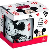 Caneca Cerâmica Disney Mickey 360ml