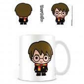 Caneca Cerâmica Harry Potter Chibi