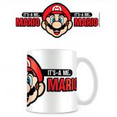 Caneca Cerâmica It s a Me Mario