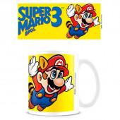 Caneca Cerâmica It s a Me Super Mario Bros 3