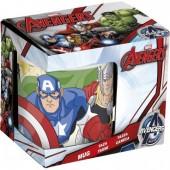 Caneca cerâmica Marvel Avengers