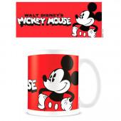 Caneca Cerâmica Mickey Disney 315ml
